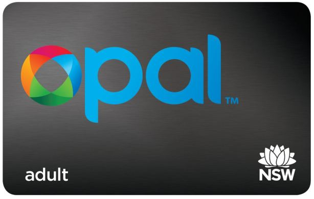 An adult Opal smartcard. Click to enlarge. (Source: Transport for NSW)