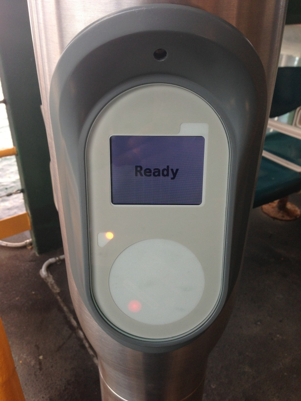 Sydney might be ready for integrated ticketing, but is it ready for integrated fares? (Source: Beau Giles)